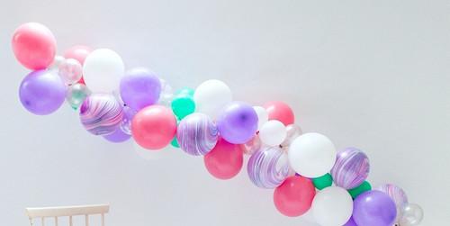 Balloon Garland 4