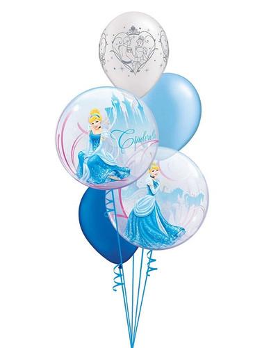 Cinderella Balloon Bouquets 3