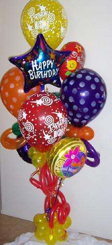 Surprise Balloon Bouquet 2