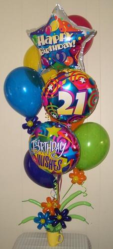 Surprise Balloon Bouquet 3