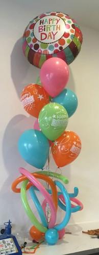 Surprise Balloon Bouquet 4