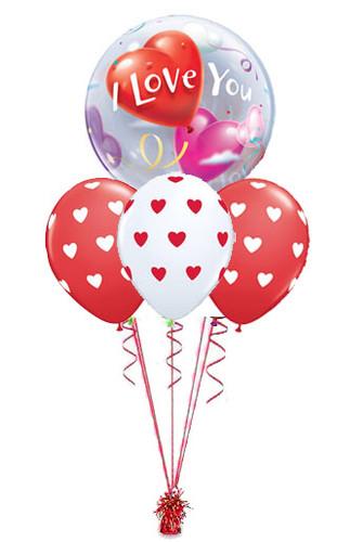 Bubble Balloon Bouquet 53