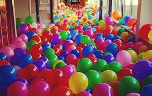 Air inflated Balloons   BULK