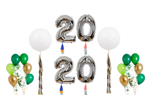 Year End Balloon Package
