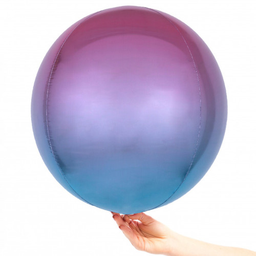 Orb Balloon Ombre Pink