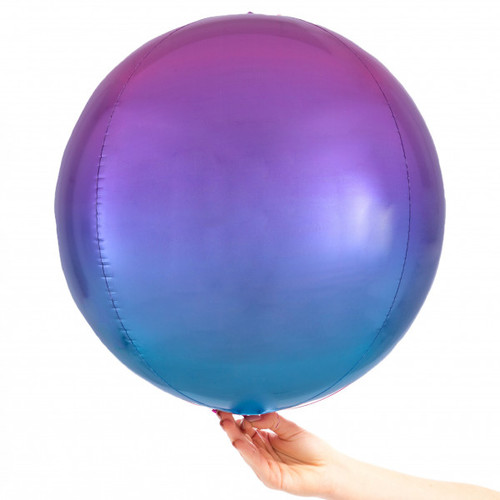 Orb Balloon Ombre Purple