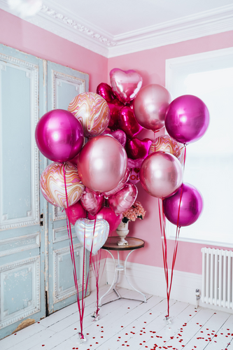 Mix Orbz Balloon bouquet (Each)