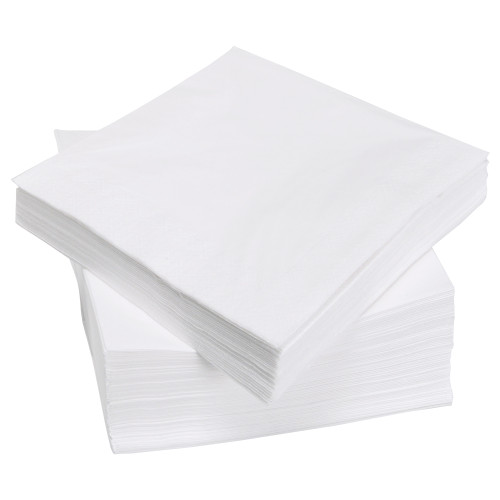 BULK BOX OF NAPKINS Single Ply  great as Toilet Tissue