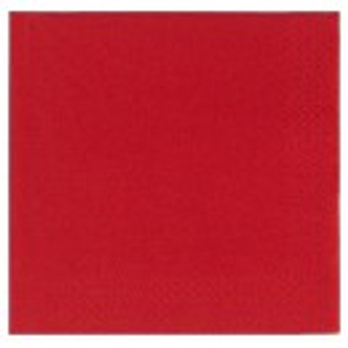 2PLY LUNCH NAPKINS  RED 100
