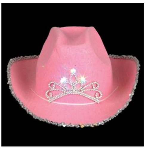 201f0e02d518f PINK COWGIRL HAT - Sydney Party Shop