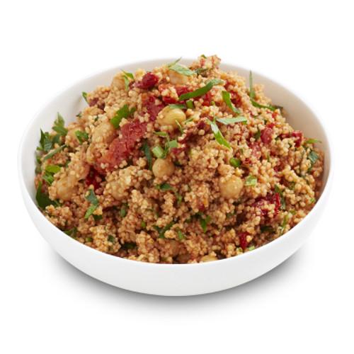 Roast Tomato Cous Cous Salad