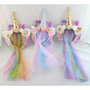 UNICORN HEADBAND WITH VEIL