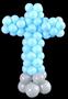 Organic Balloon Cross Stand  8