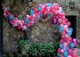 Organic Balloon Wall 1