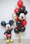 Mickey Mouse Balloon and Balloon Bouquet on Weight
