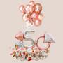 Anniversary gift balloon bouquet