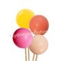 All Jumbo Boho balloon bouquet