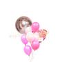 Pink Unicorn balloon bouquet