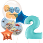 Licensed Disney Planes Balloons set