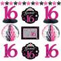 Decorating Kit Sweet 16 Sparkle - Each