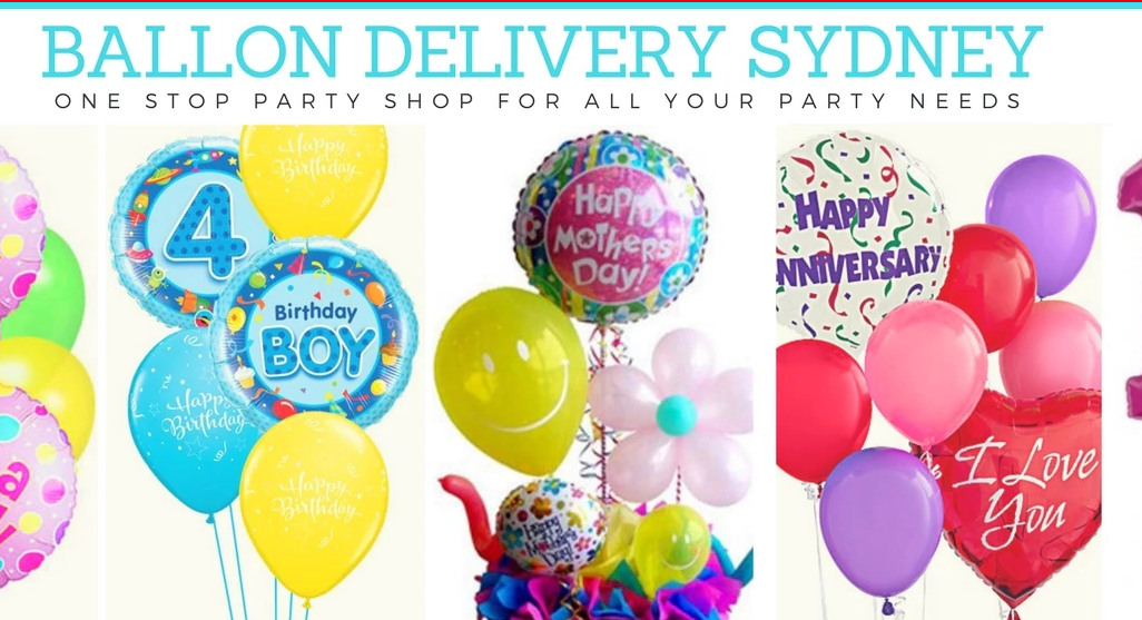 Inflated Balloon Decorating And Delivery