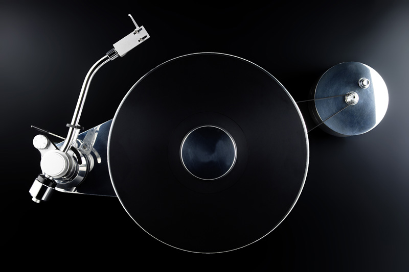 Transrotor Fat Bob S TMD Turntable. Now at True Audiophile.