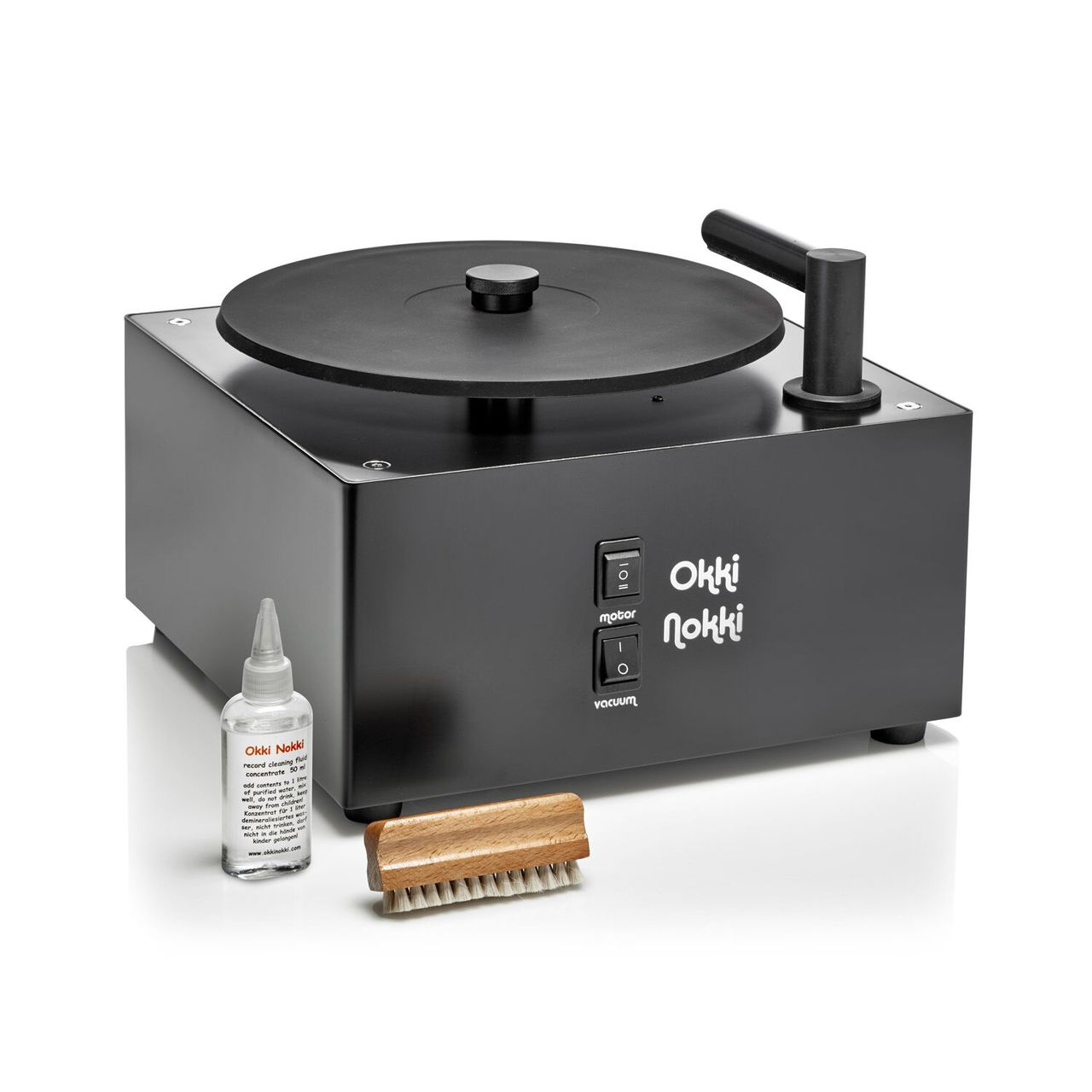Okki Nokki Record Cleaner MkII  New Internal Design  Incredible Value