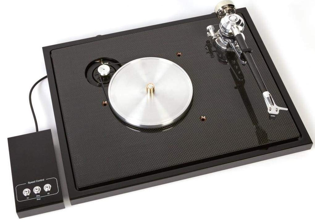 EAT Turntable C-Sharp. The Reviewer's Table.