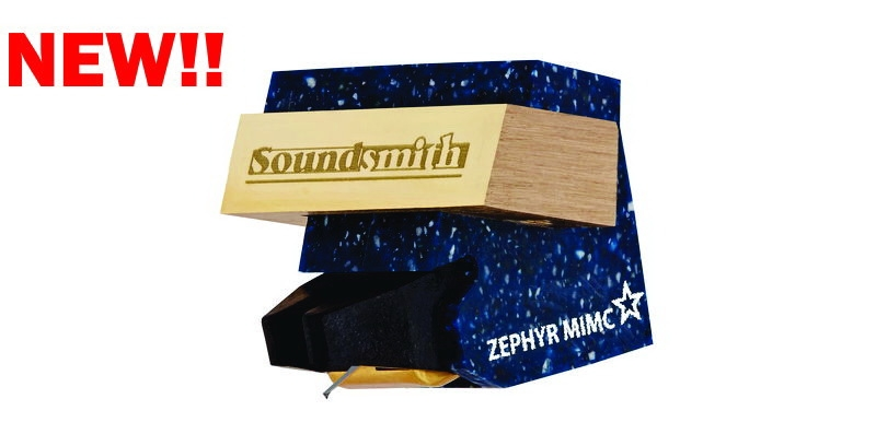 SoundSmith Paua Zephyr MIMC Star Cartridge.  At True Audiophile Store