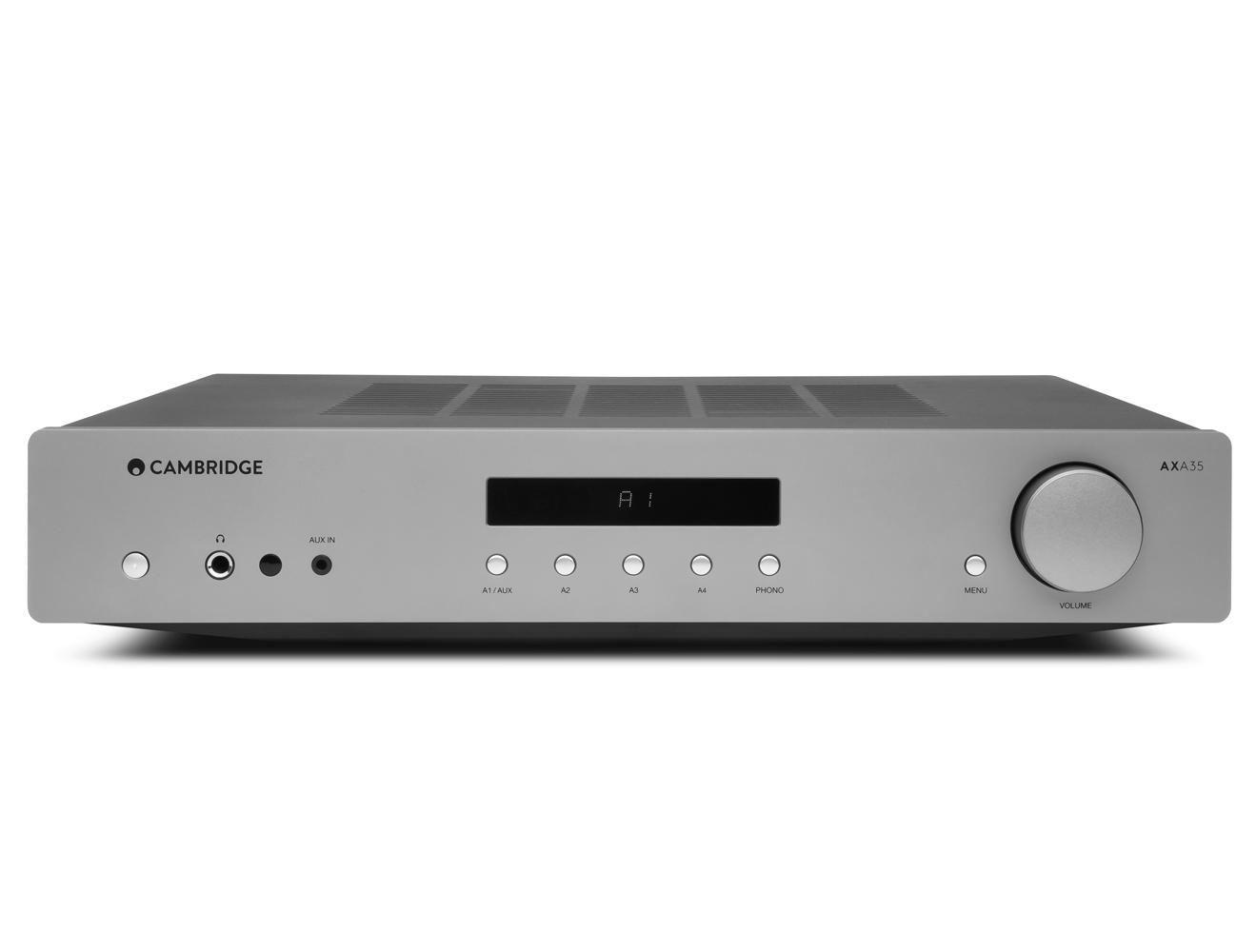 ALL NEW Cambridge Audio  AXA35 Integrated w/phono at True Audiophile