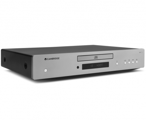 NEW Cambridge Audio AXC35 CD Player at True Audiophile
