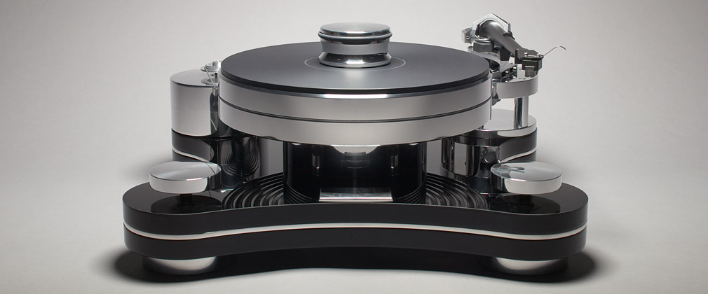 TransRotor Zet 3.1 at True Audiophile