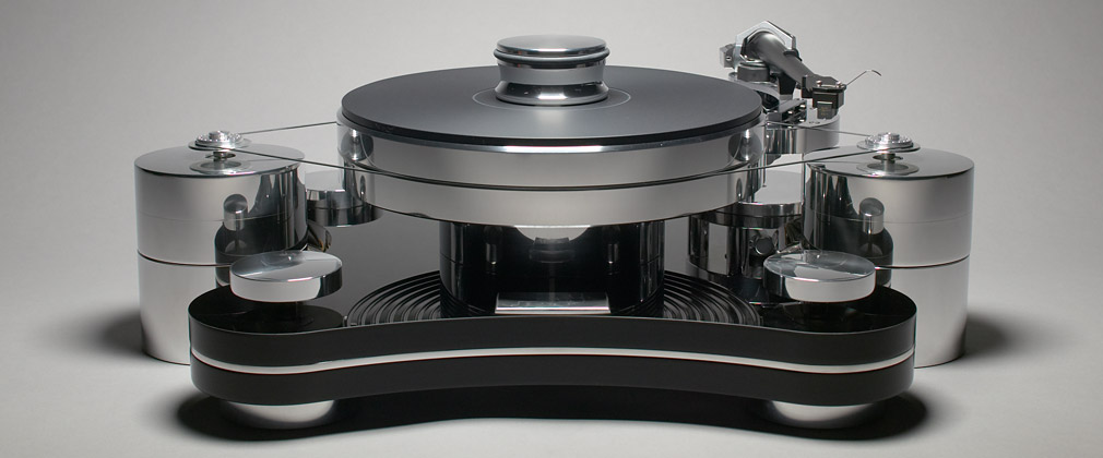 Transrotor Zet 3.2 Turntable. Twin Motors. True Audiophile