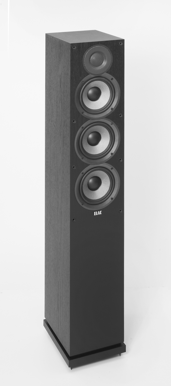 ELAC DF52, NEW Floor Standing 3-way Speaker. At True Audiophile.