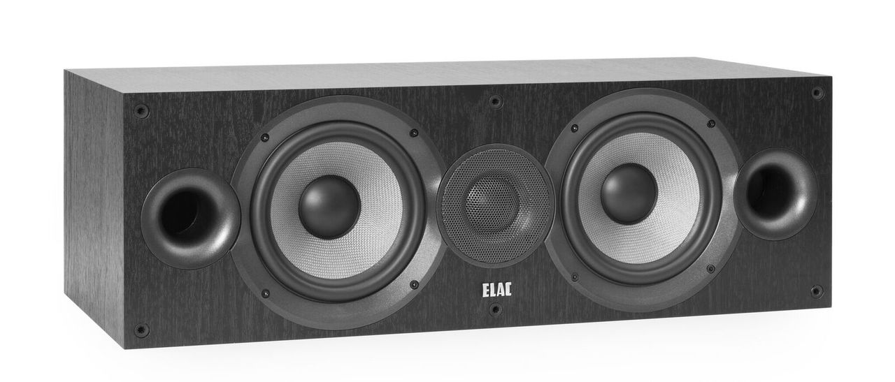 ELAC C62 NEW Center Channel speaker at True Audiophile