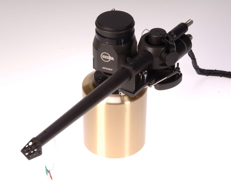 Kuzma 4 Point Tone Arms at True Audiophile.com