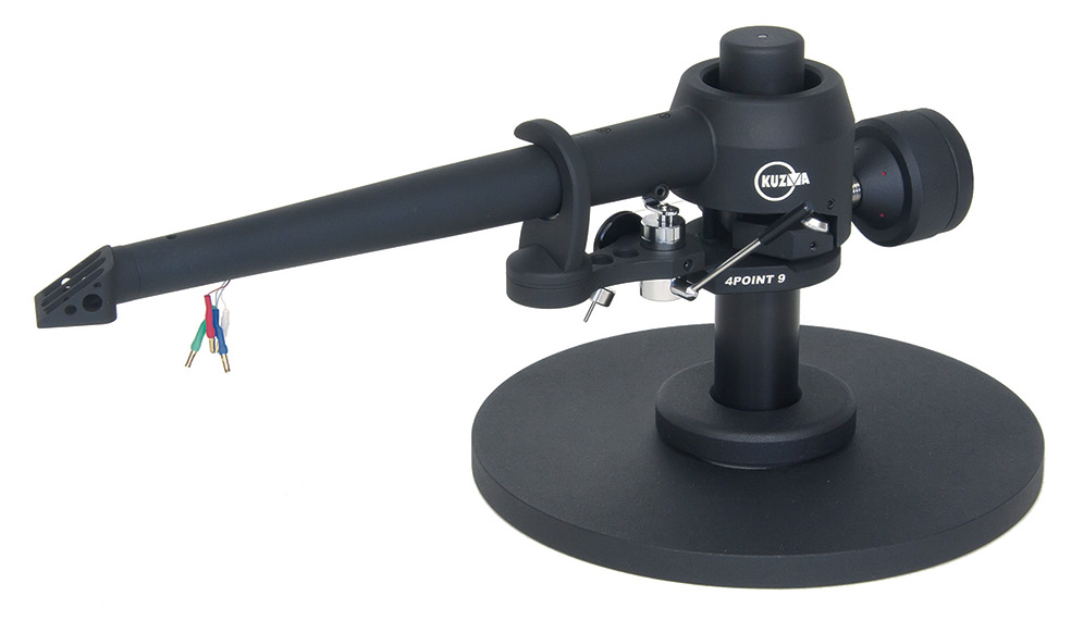 Kuzma 4Point9 Tone Arm at True Audiophile.com