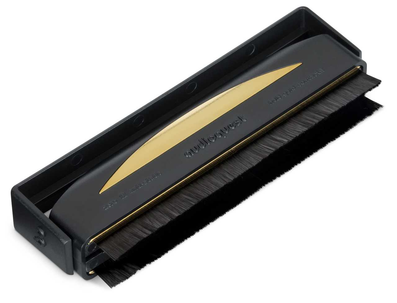 AudioQuest Anti-Static Record Brush. True Audiophile