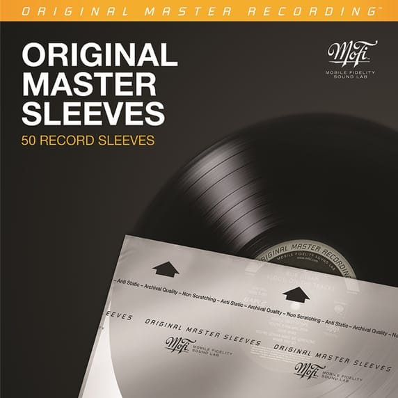 Mobile Fidelity - Anti-Static Record Inner Sleeves. At True Audiophile.