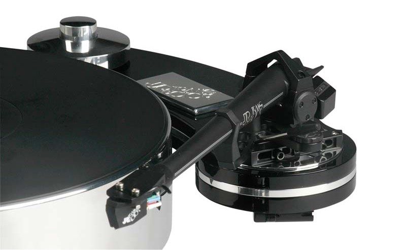 TransRotor Rondino Nero FMD Turntable. Now at True Audiophile