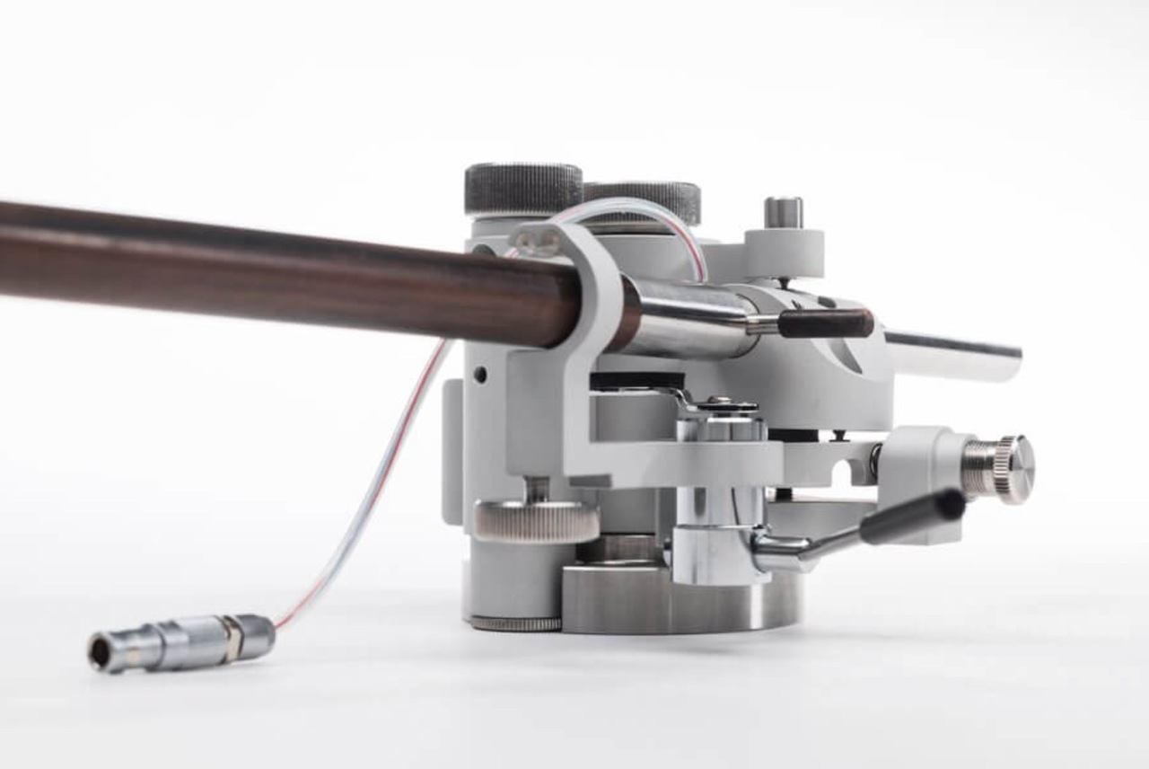 Reed 2G tonearm at True Audiophile
