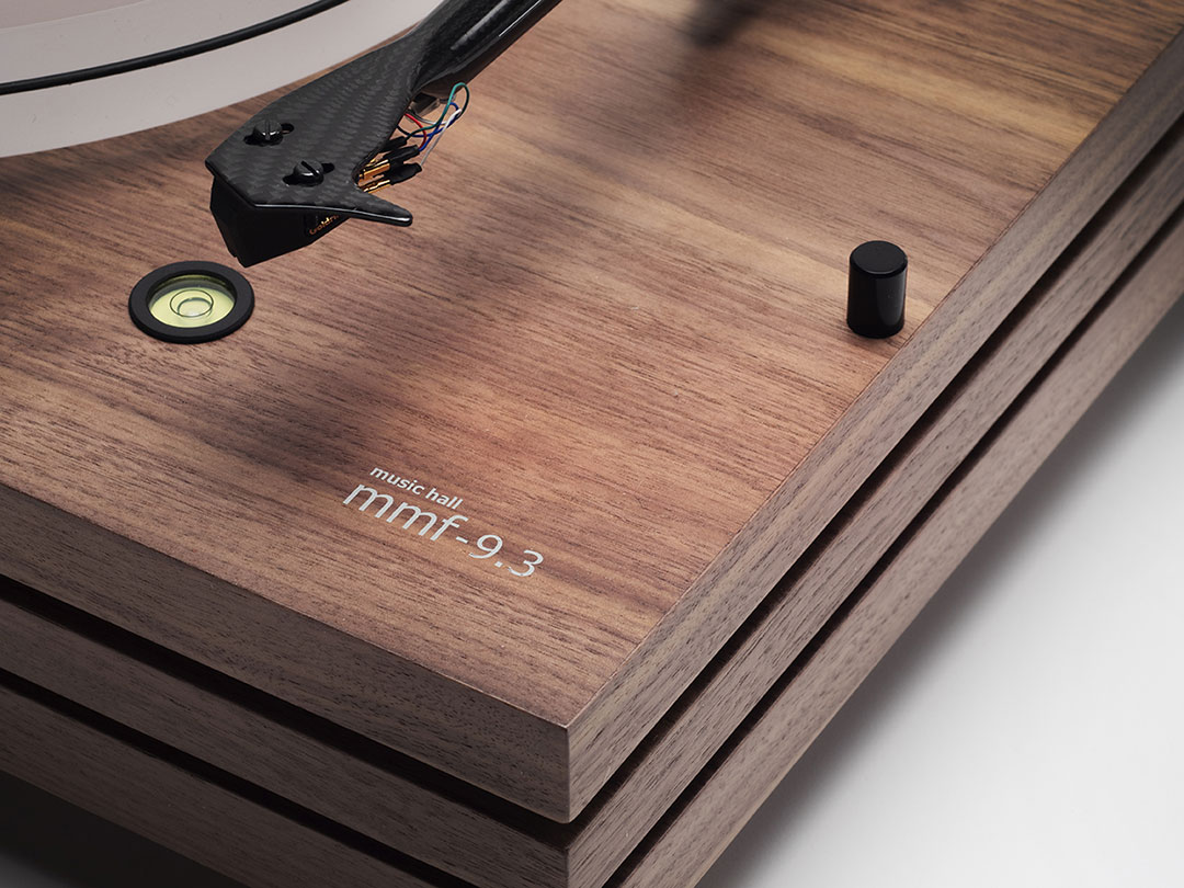 Music Hall Unique Triple Plinth 9.3 Turntable. Now at True Audiophile.