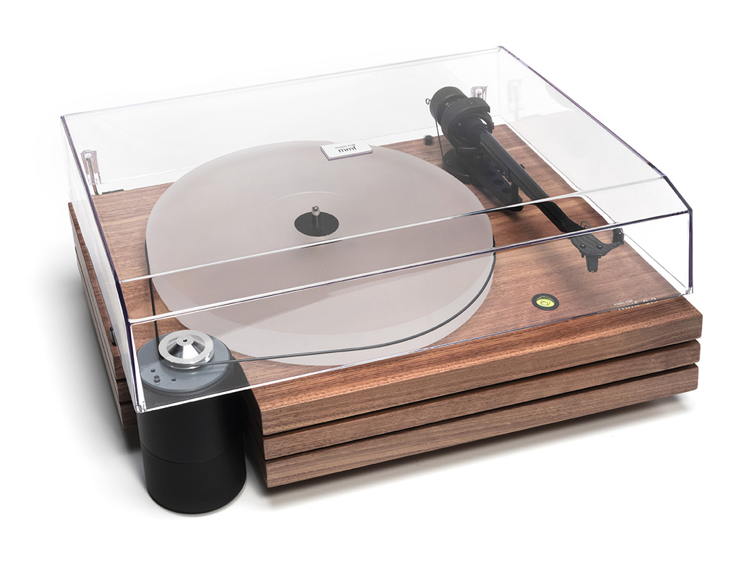 Music Hall 9.3 Revolutionary Triple Plinth Turntable.