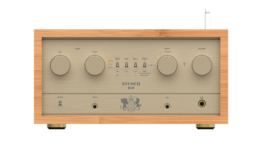 iFi Retro Stereo 50 Smooth Sounding EL84 Integrated. At True Audiophile