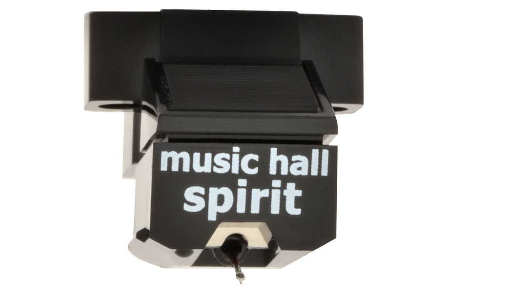Spirit Cartridge on the Music Hall 2.3 At True Audiophile.