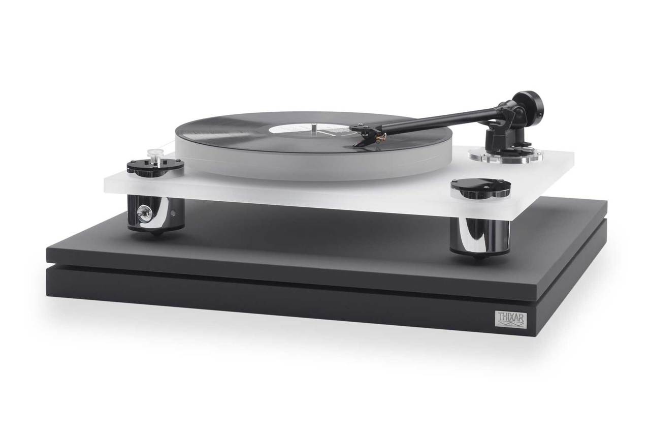 THIXAR Silence Plus Ultimate Platform Turntable Isolation. True Audiophile.