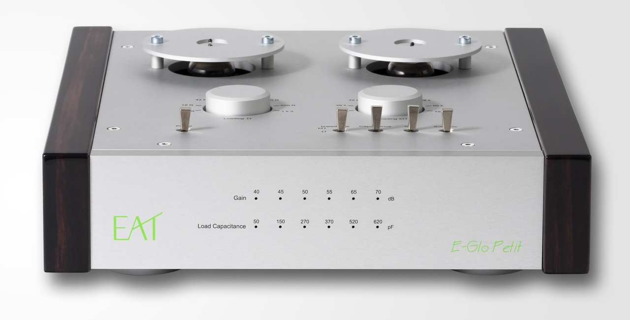 EAT E-Glo Petite Hybrid Tube Phono Stage. True Audiophile.