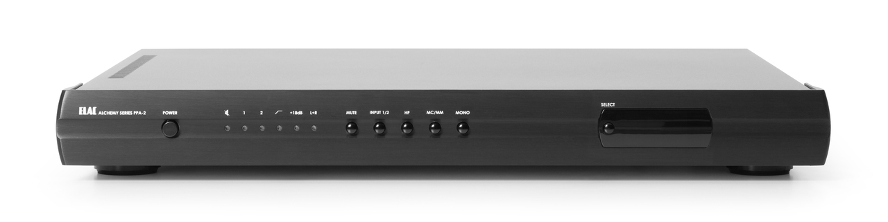Alchemy Ultra Quiet Phono Stage PPA-2. Now at True Audiophile.