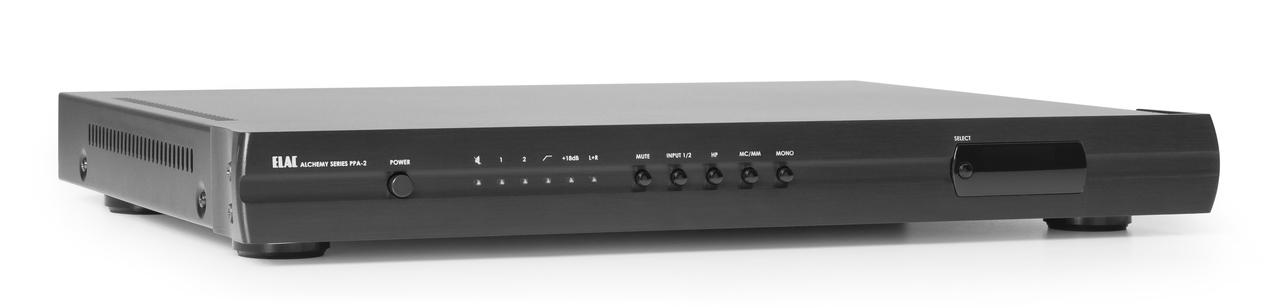 Alchemy Ultra Quiet Phono Stage PPA-. Now at True Audiophile.
