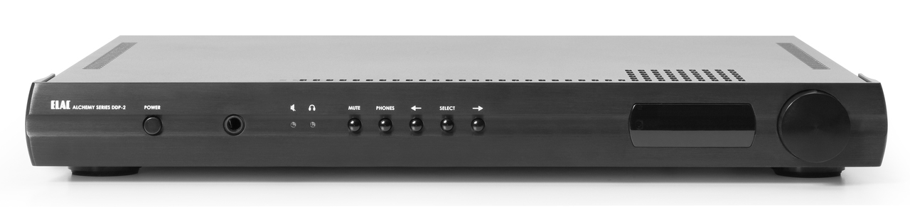 Alchemy Pre/Dac DDP-2. Now at True Audiophile.